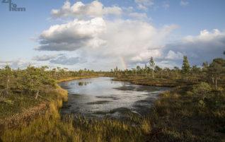 Lotyšsko: O samotářském cestování a duze