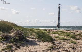 Estonsko: O majáku, který se naklání, krajáncích a cestovatelském štěstí